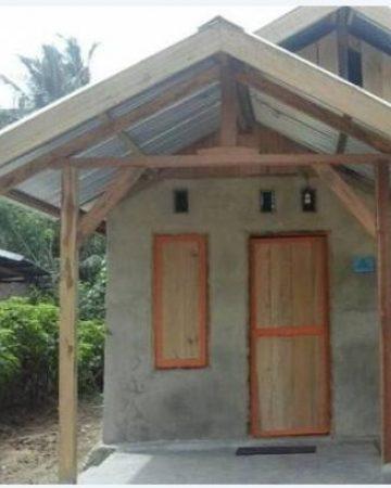Rumah Layak Huni di Kawasan Pariwisata